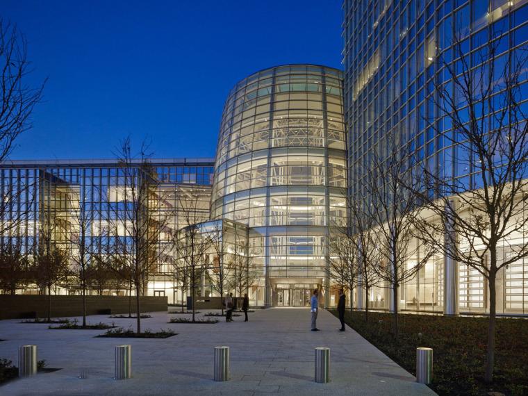 美国戴文能源公司总部大楼第1张图片