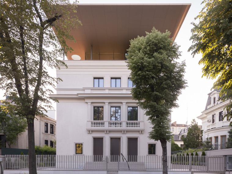罗马尼亚概念住宅第1张图片
