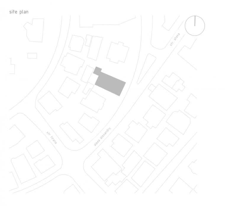 罗马尼亚概念住宅平面图-罗马尼亚概念住宅第23张图片