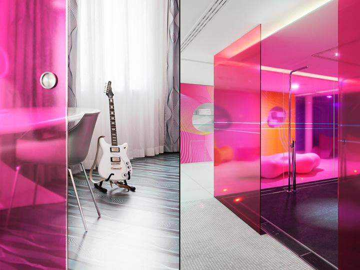 德国柏林的Nhow酒店室内实景图-德国柏林的Nhow酒店第13张图片