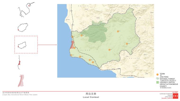海南岛度假胜地项目平面图-海南岛度假胜地项目第14张图片
