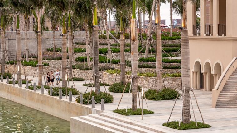 海南岛度假胜地项目外部实景图-海南岛度假胜地项目第2张图片