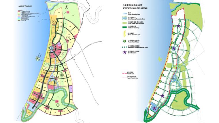 海南岛度假胜地项目平面图-海南岛度假胜地项目第13张图片