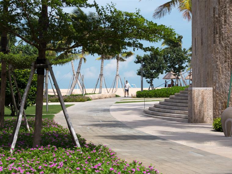 海南岛度假胜地项目第1张图片