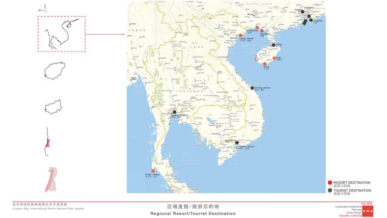 海南岛度假胜地项目平面图-海南岛度假胜地项目第16张图片
