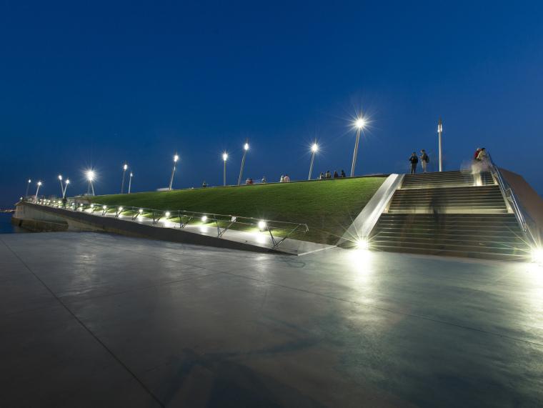 西班牙国家高性能航海中心基地