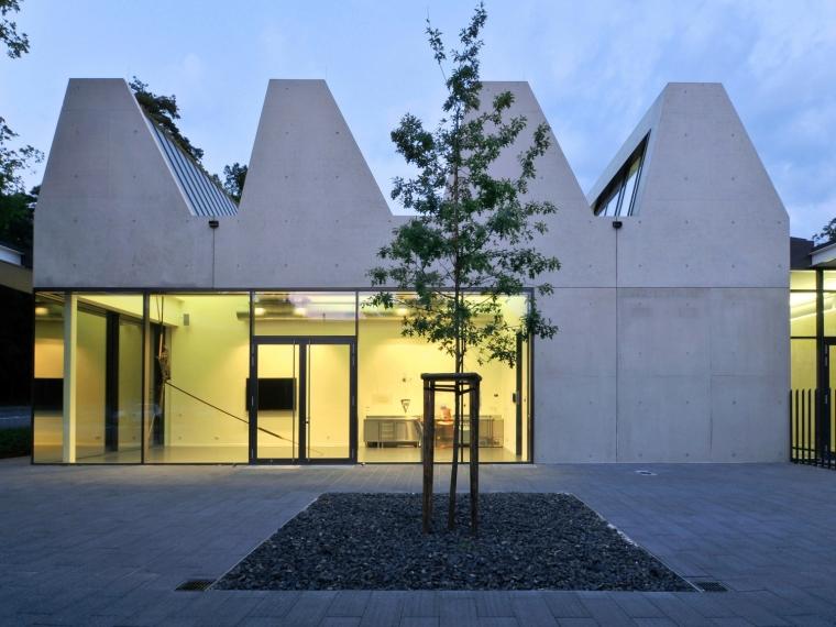 德国纽伦堡艺术学院扩建第1张图片