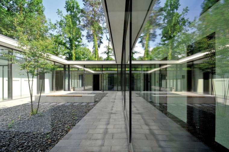 德国纽伦堡艺术学院扩建外部实景-德国纽伦堡艺术学院扩建第3张图片