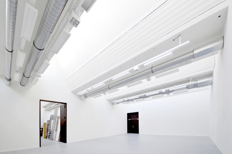 德国纽伦堡艺术学院扩建内部实景-德国纽伦堡艺术学院扩建第7张图片