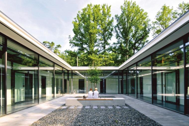 德国纽伦堡艺术学院扩建外部空间-德国纽伦堡艺术学院扩建第5张图片
