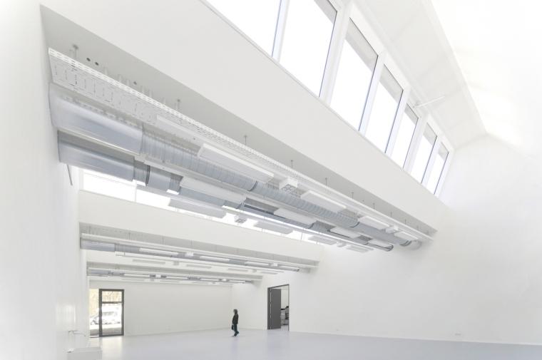 德国纽伦堡艺术学院扩建内部实景-德国纽伦堡艺术学院扩建第10张图片