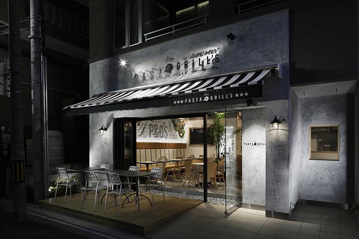 日本大阪意大利面和烧烤店外部实-日本大阪意大利面和烧烤店第10张图片