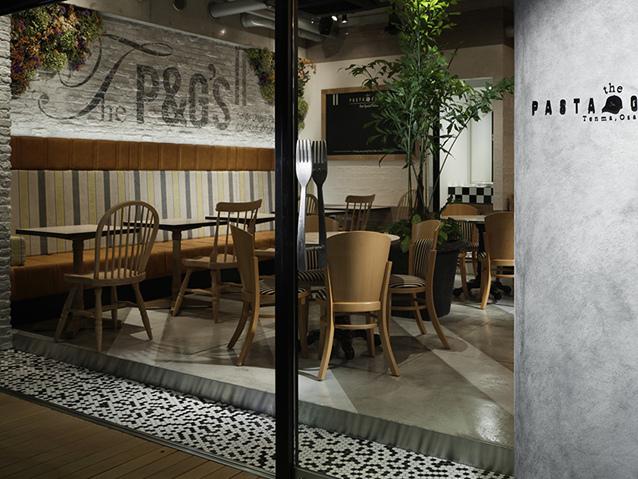 日本大阪意大利面和烧烤店第1张图片