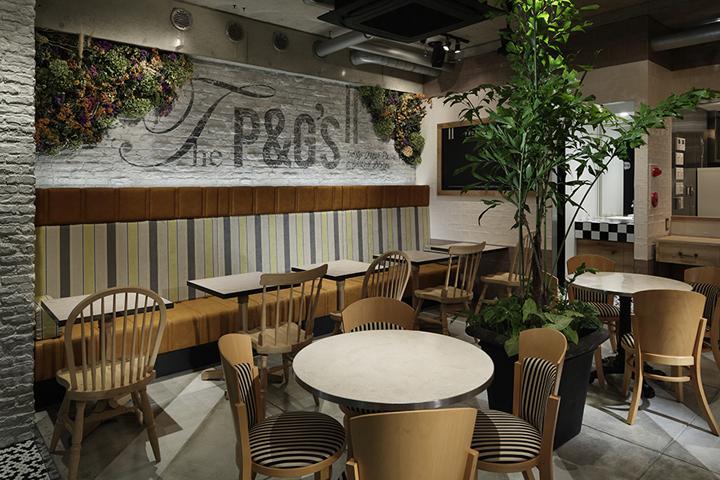 日本大阪意大利面和烧烤店室内就-日本大阪意大利面和烧烤店第4张图片