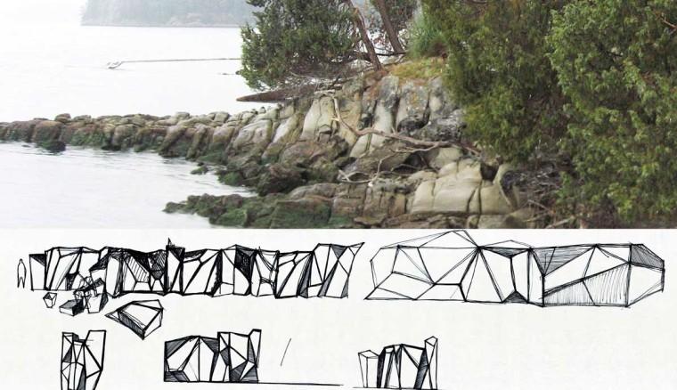 加拿大钢铁海岸线景观对比图-加拿大钢铁海岸线景观第9张图片