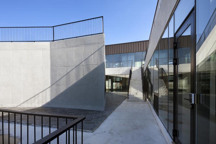 韩国庆北国立大学建筑工作室外部-韩国庆北国立大学建筑工作室第5张图片
