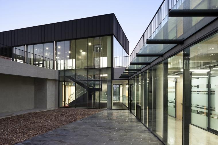 韩国庆北国立大学建筑工作室外部-韩国庆北国立大学建筑工作室第7张图片