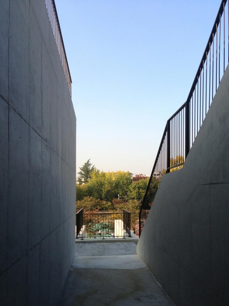 韩国庆北国立大学建筑工作室外部-韩国庆北国立大学建筑工作室第6张图片