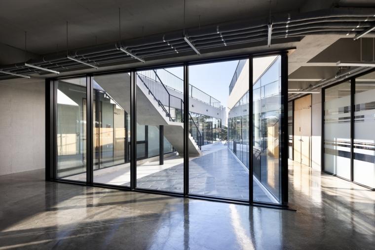 韩国庆北国立大学建筑工作室内部-韩国庆北国立大学建筑工作室第10张图片