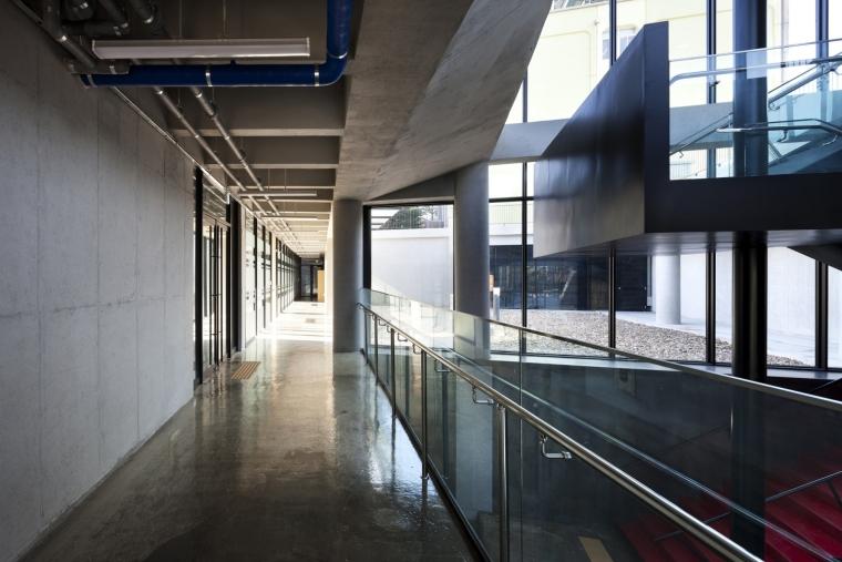 韩国庆北国立大学建筑工作室内部-韩国庆北国立大学建筑工作室第11张图片