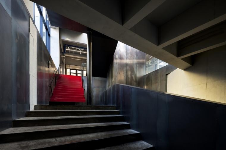韩国庆北国立大学建筑工作室内部-韩国庆北国立大学建筑工作室第12张图片
