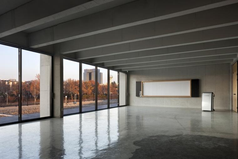韩国庆北国立大学建筑工作室内部-韩国庆北国立大学建筑工作室第13张图片