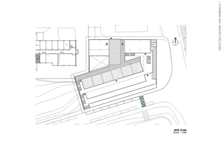 韩国庆北国立大学建筑工作室平面-韩国庆北国立大学建筑工作室第18张图片