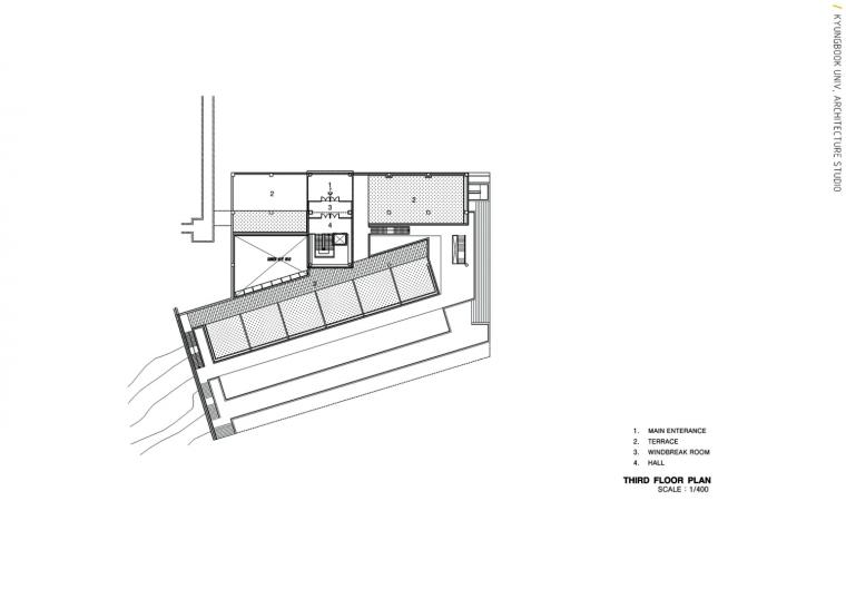 韩国庆北国立大学建筑工作室平面-韩国庆北国立大学建筑工作室第19张图片