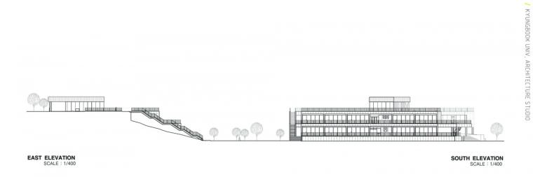 韩国庆北国立大学建筑工作室立面-韩国庆北国立大学建筑工作室第20张图片