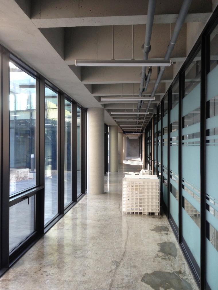 韩国庆北国立大学建筑工作室内部-韩国庆北国立大学建筑工作室第14张图片