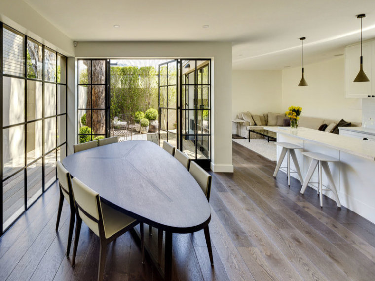 白色天花板公寓室内实景图-白色天花板公寓第2张图片