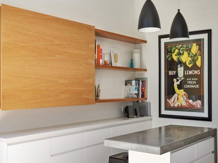 白色天花板公寓室内房间实景图-白色天花板公寓第7张图片
