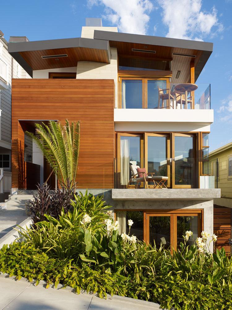 美国三十三街住宅外部实景图-美国三十三街住宅第2张图片