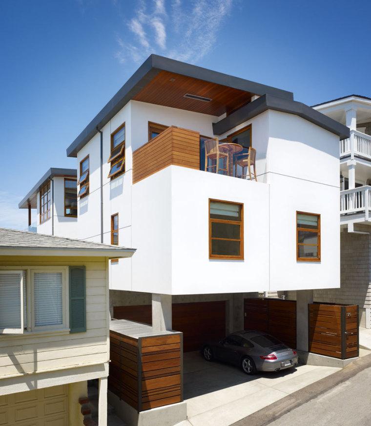 美国三十三街住宅外部实景图-美国三十三街住宅第3张图片