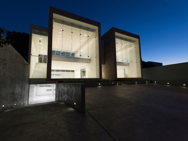 墨西哥HUDSON住宅第1张图片