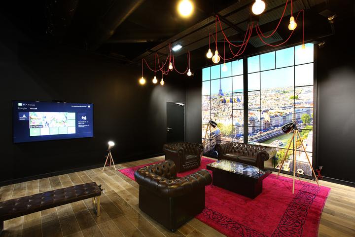法国巴黎拉哈雷旗舰店室内局部实-法国巴黎拉哈雷旗舰店第11张图片