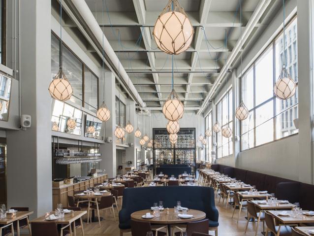 芬兰Bronda餐厅装饰设计