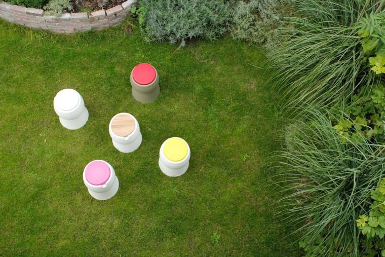 荷兰CHAMP小凳子景观内部庭院局部-荷兰CHAMP小凳子景观第7张图片