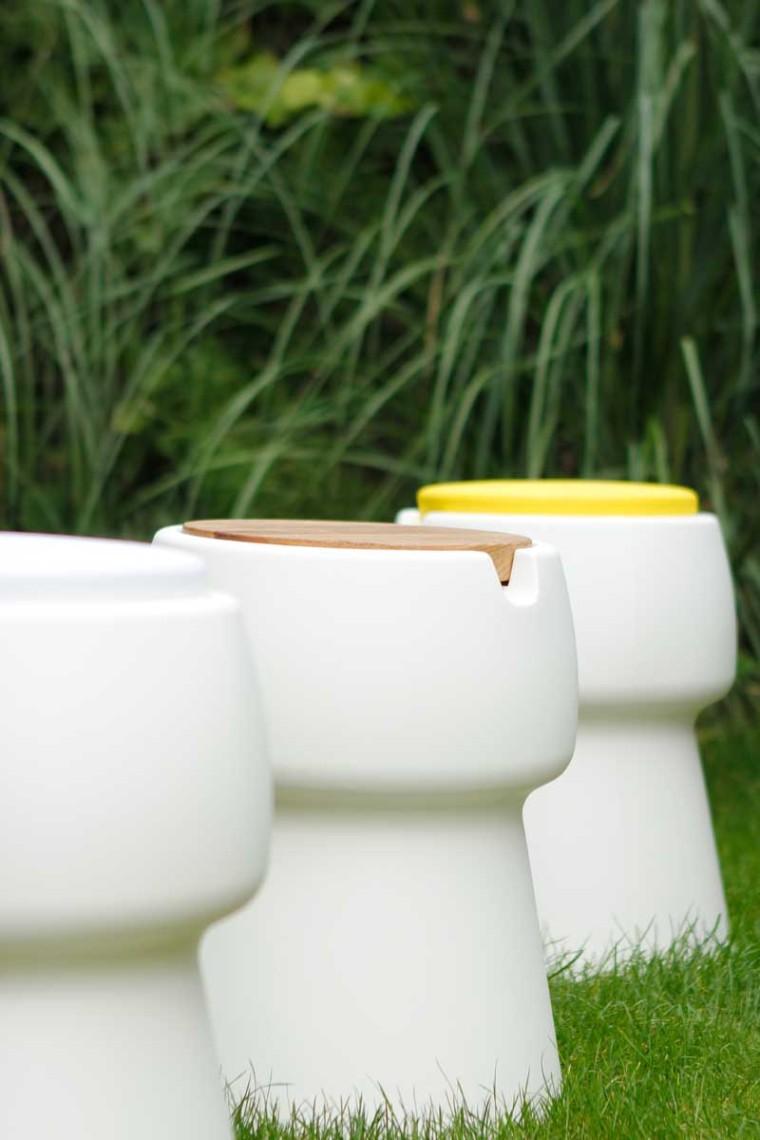 荷兰CHAMP小凳子景观内部庭院细节-荷兰CHAMP小凳子景观第5张图片