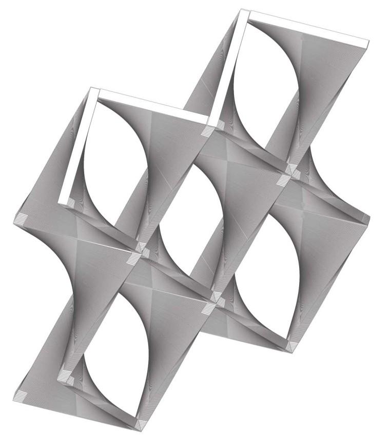 美国透明的建筑构件模型图-美国透明的建筑构件第11张图片