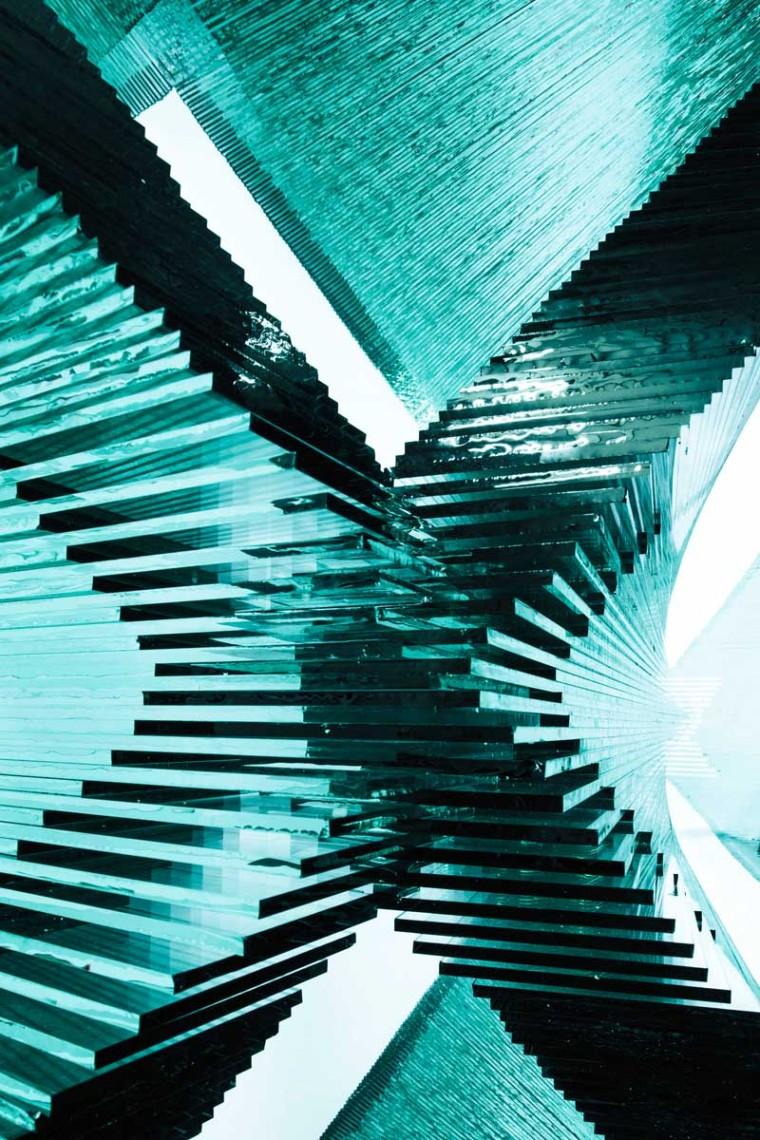 美国透明的建筑构件内部细节实景-美国透明的建筑构件第7张图片