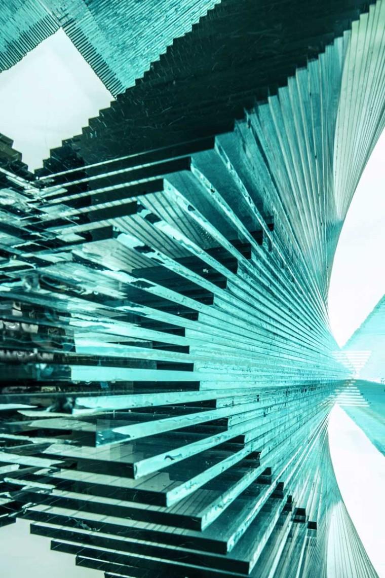 美国透明的建筑构件内部细节实景-美国透明的建筑构件第5张图片