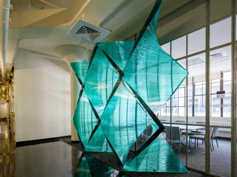 美国透明的建筑构件第1张图片