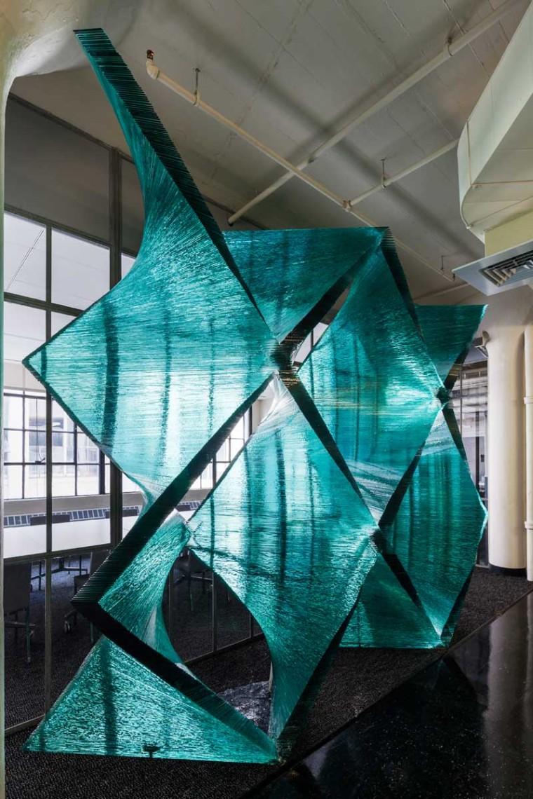 美国透明的建筑构件内部实景图-美国透明的建筑构件第3张图片