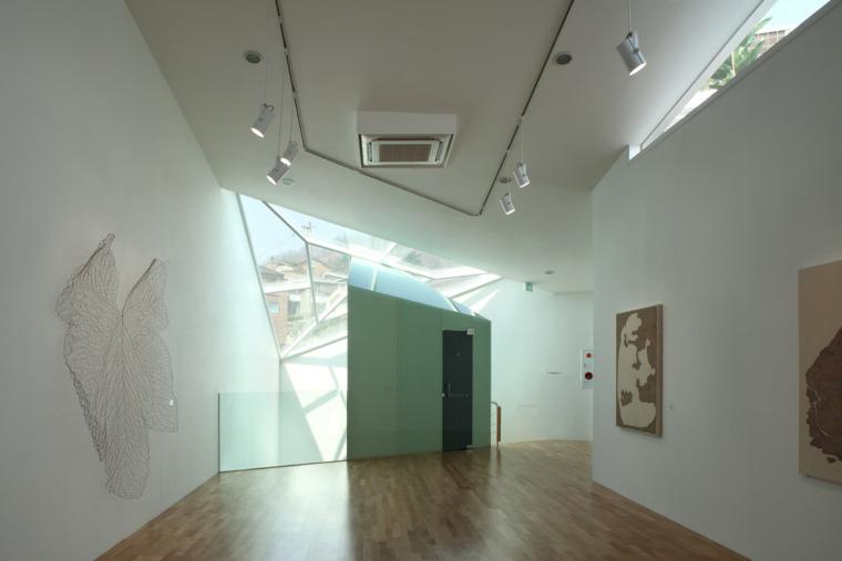 韩国YeonHuiDong画廊内部实景图-韩国YeonHuiDong画廊第10张图片