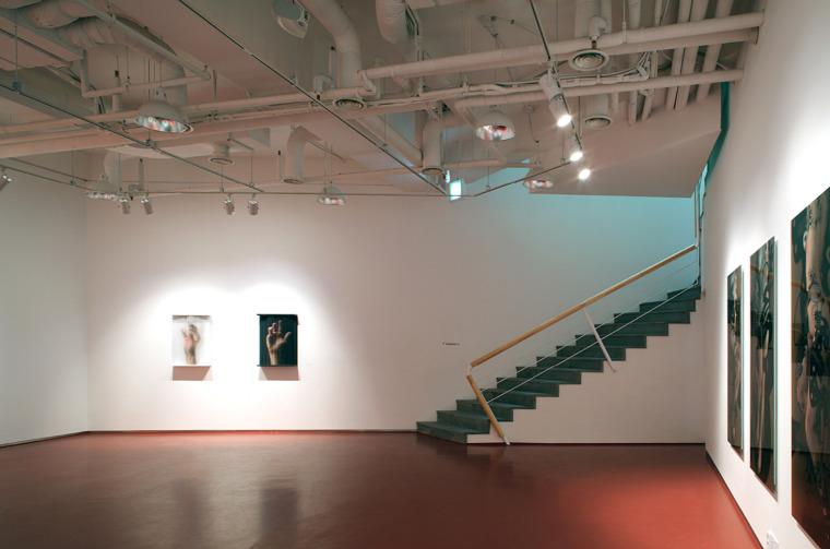 韩国YeonHuiDong画廊内部实景图-韩国YeonHuiDong画廊第11张图片
