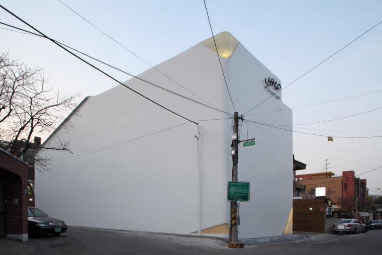 韩国YeonHuiDong画廊外部实景图-韩国YeonHuiDong画廊第3张图片