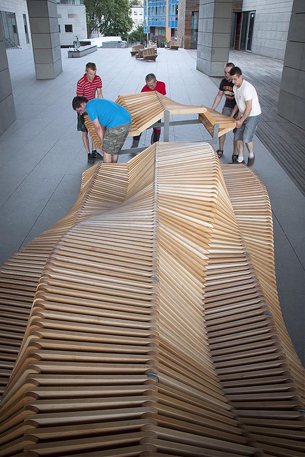 凳如其名的uiliuili长凳外部局部-凳如其名的uiliuili长凳第4张图片