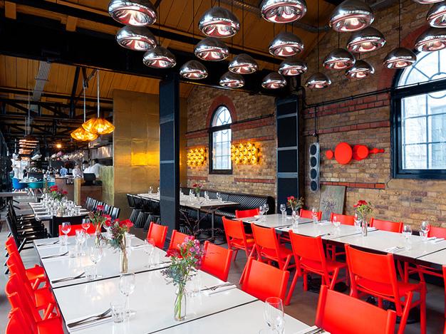 英国伦敦Dock厨房餐厅