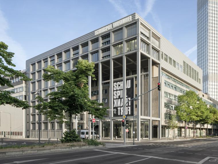 德国Städtische剧院讲习室第1张图片